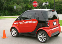 PassTheWheel Smart Car